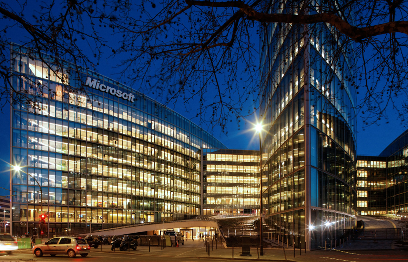 Microsoft french headquarter pasodoble - Office du tourisme issy les moulineaux ...